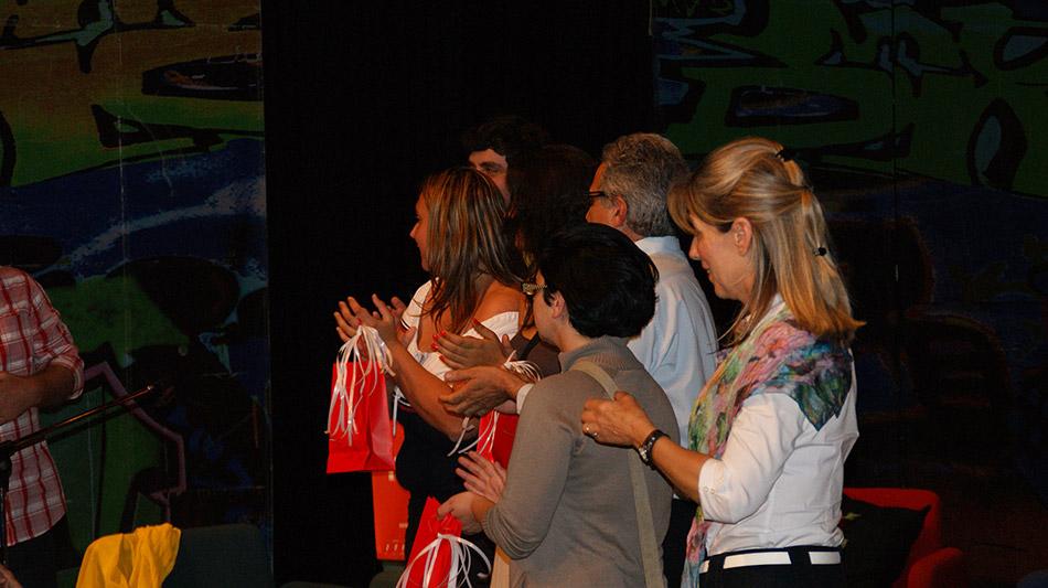 Δημόσια βράβευση εθελοντών ΚΕΘΕΑ ΠΙΛΟΤΟΣ, Μάιος 2012